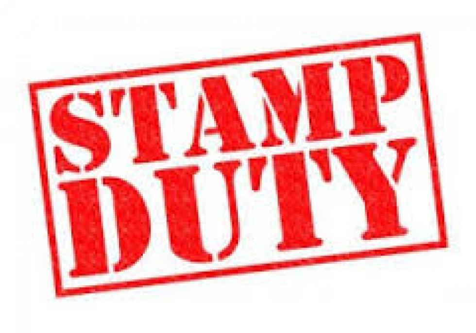 Stamp duty is a crime